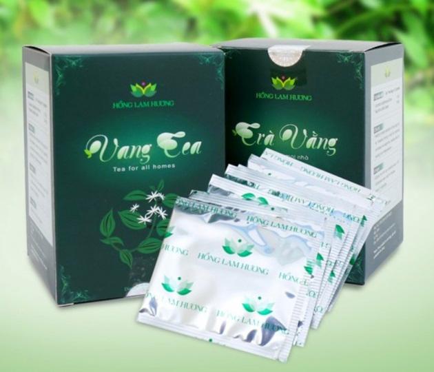 trà vằng túi lọc Hồng Lam Hương
